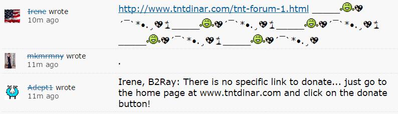 tnt dinar activeboard